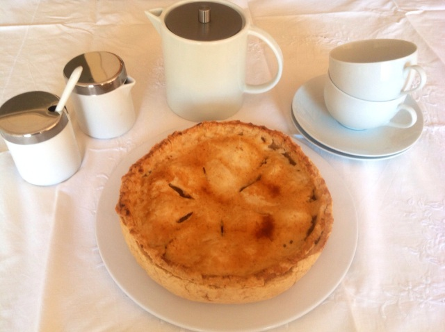 Apple pie tradicional