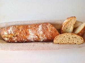 Pan de Cosé con levadura