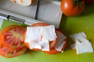 Loncheando el queso
