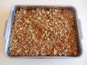 Granola horneada