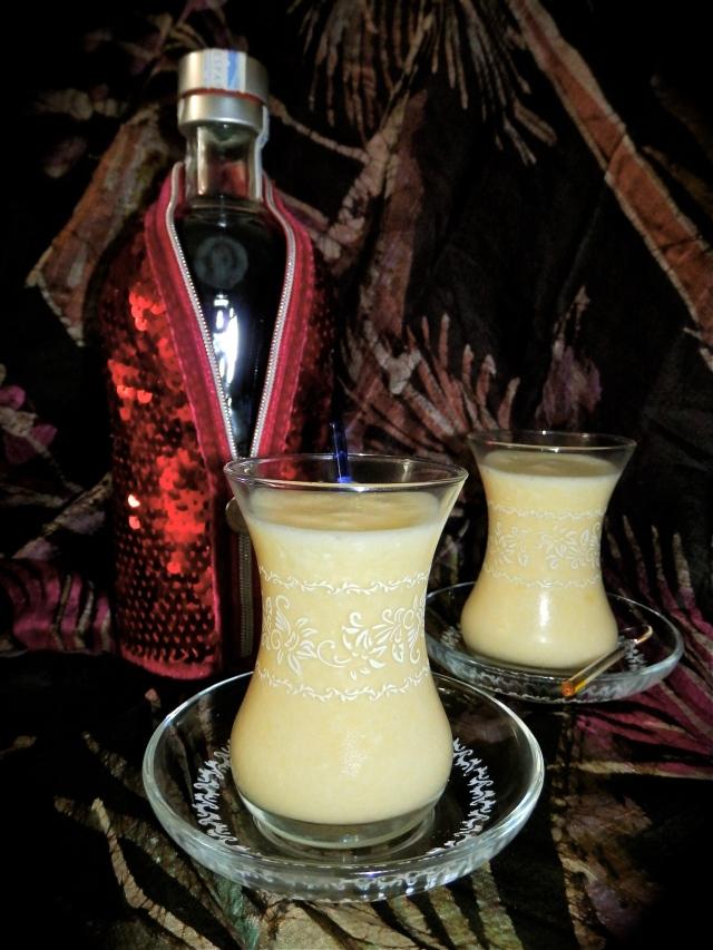 Sorbete de limón al vodka
