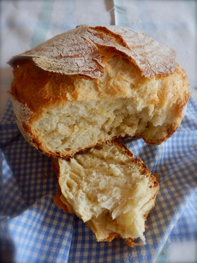 Pan en cazuela (2)